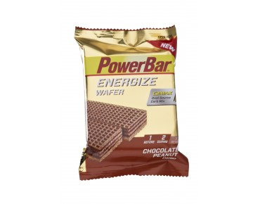 PowerBar Energize Wafer bar Chocolate Peanut