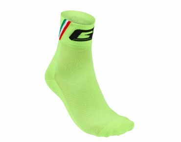 GAERNE G. PROFESSIONAL socks yellow fluo