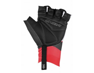 ROSE TEAM gloves black/white/red