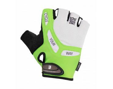 ROSE by Chiba BIOXCELL gloves black/white/green