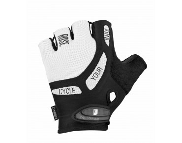 ROSE by Chiba BIOXCELL gloves black/white