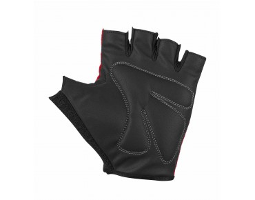 ROSE LYCRA gloves red