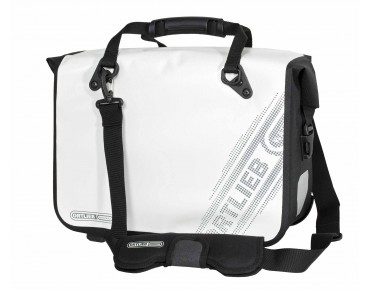 ORTLIEB OFFICE BAG QL2.1 Black 'n White briefcase white/black