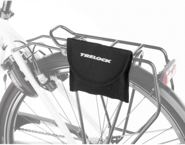 Trelock ZR 455 Protect-O-Connect chain lock black
