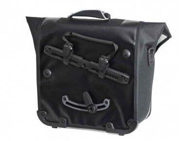 DOWNTOWN QL 2.1 Black 'n White briefcase schwarz