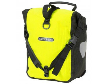 ORTLIEB HIGH VISIBILITY Sport-Roller panniers day-glo yellow/reflective black
