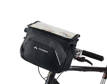 VAUDE ROAD II handlebar bag black/anthracite