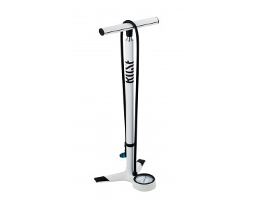 ROSE Druckmacher AL260 floor pump white