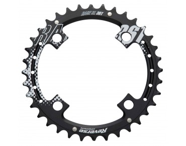 Reverse Race SL chainring 36 teeth schwarz
