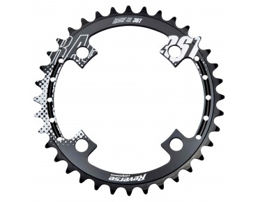 Reverse Race SL 34-tooth Singlespeed chainring black
