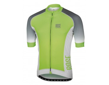 ROSE RACE PRO FLUO jersey fluo green/ white