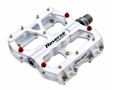 Reverse Escape pedals white