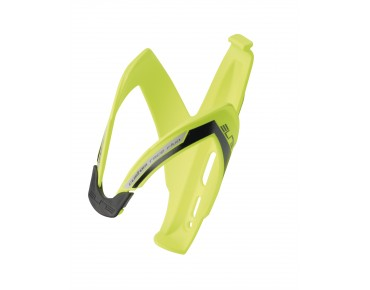 Elite Custom Race bottle cage day-glo yellow
