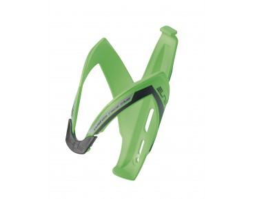 Elite Custom Race bottle cage day-glo green