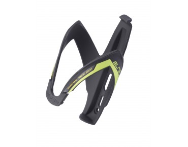 Elite Custom Race bottle cage black/yellow