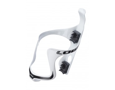 Look Carbon Cage bottle cage carbon white