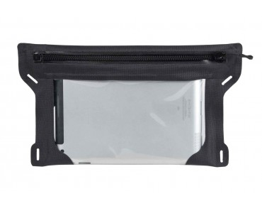ORTLIEB Tablet-Case transparent-schwarz
