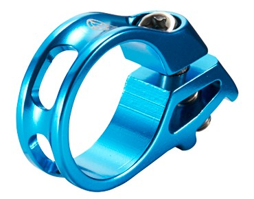 REVERSE Trigger shifter clamp for SRAM blau