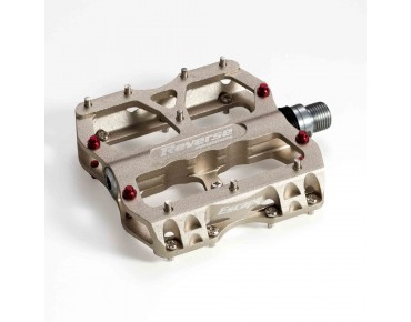 Reverse Escape pedals Sand-Metallic
