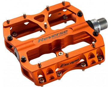Reverse Escape pedals orange