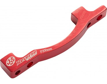 REVERSE disc brake adapter PM-PM rot