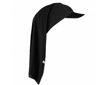 P.A.C. VISOR functional scarf total black