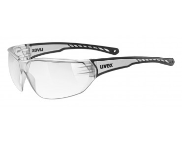 uvex SPORTSTYLE 204 glasses clear/clear