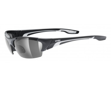 uvex BLAZE III glasses black mat/smoke