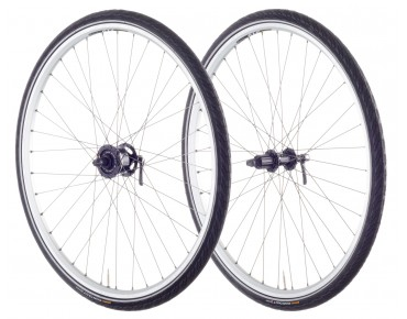 ROSE Shimano Deore LX DH-T670/FH-T670 with Mavic A 319 28