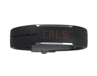 Polar Loop Activity Tracker smokey black