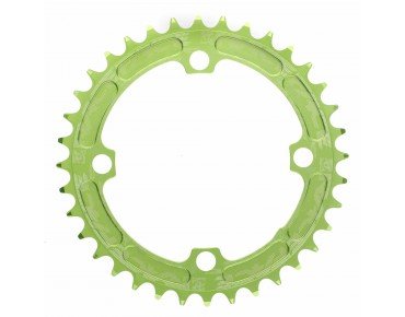 Race Face Single Speed Super Narrow chainring green