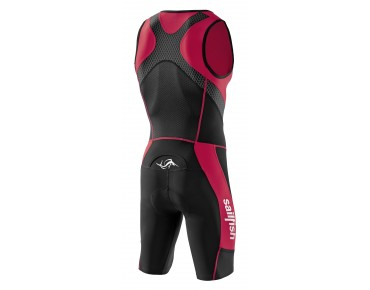 sailfish COMP trisuit red