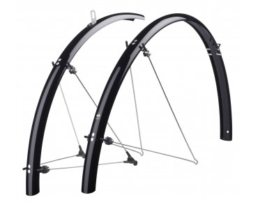 SKS Germany SKS Bluemels Olympic Racer mudguard set schwarz