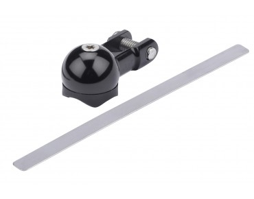 SON delux lamp bracket black