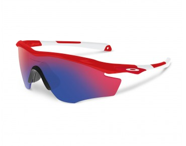 OAKLEY M2 Frame sports glasses redline w/ +red iridium