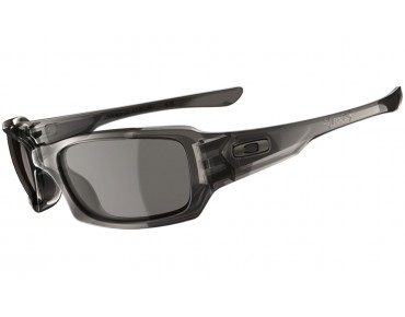 OAKLEY FIVES SQUARED - occhiali grey smoke/warm grey