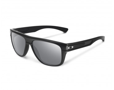 OAKLEY BREADBOX Sonnenbrille polished black/grey
