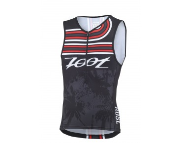 ZOOT ROSE Tri Tank black/red