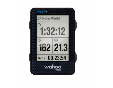Wahoo Fitness RFLKT+ bike computer black