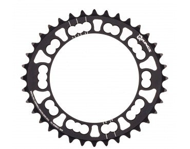 Rotor Q-Rings 36-tooth chainring schwarz
