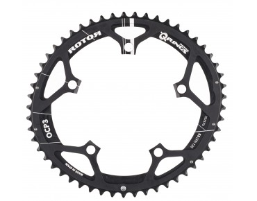 Rotor Q-Rings OCP3 53-tooth chainring black