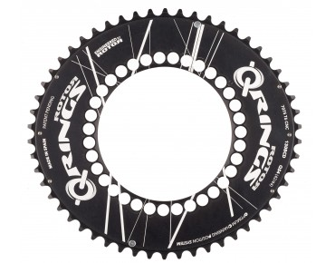 ROTOR Q-RINGS Aero 54 teeth chainring schwarz