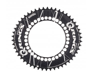 Rotor Q-RINGS Aero 50-tooth chainring black