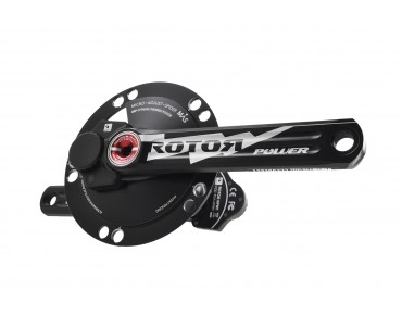 Rotor POWER CRANK power meter black