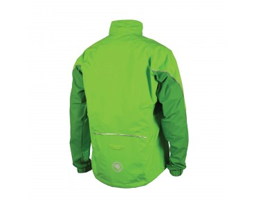 ENDURA HUMMVEE CONVERTIBLE zip-off jacket kelly green