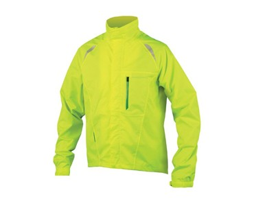 ENDURA GRIDLOCK II Regenjacke high viz yellow