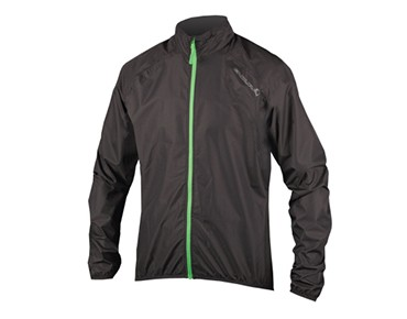 ENDURA XTRACT Regenjacke black