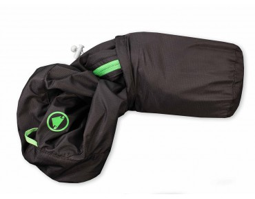ENDURA XTRACT waterproof jacket black