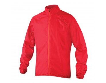 ENDURA XTRACT waterproof jacket red
