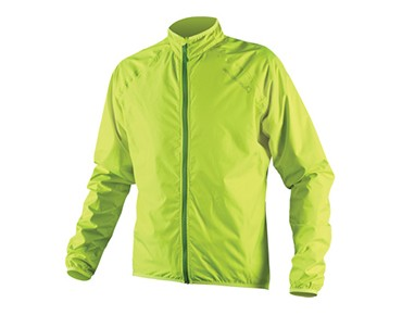 ENDURA XTRACT Regenjacke high viz yellow